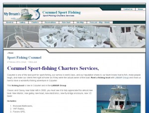 Sport Fishing Cozumel