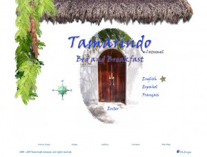 Tamarindo Cozumel Bed and Breakfast